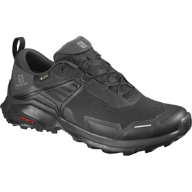 Salomon X Raise GTX Sko Herrer, black/black/phantom